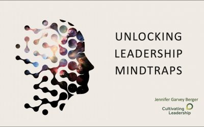 Book Review: Unlocking Leadership Mindtraps